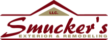 smuckers exterior remodeling kinzers pa logo