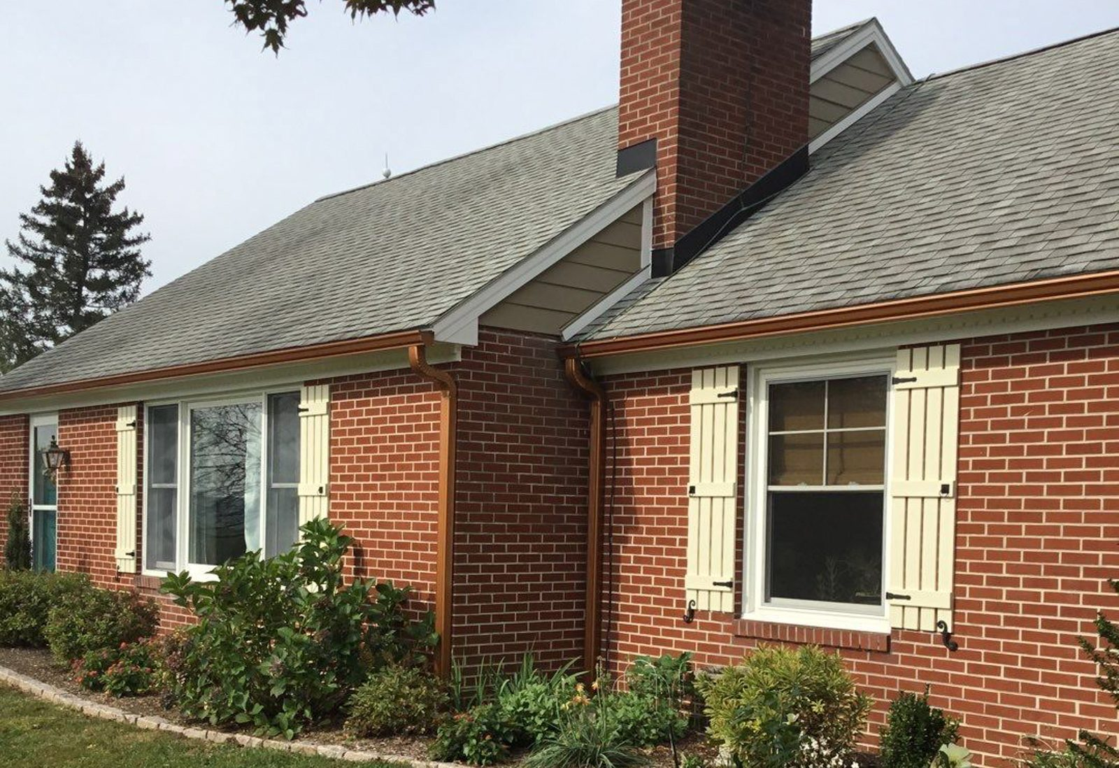 gutters lancaster home remodeling pa pennsylvania windows doors roofing siding gutters