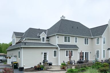 asphalt shingle roofing before and after 1 5 pictures project gallery smuckers exteriors home improvement contractors general contractors lancaster berks chester pa