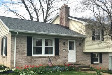 asphalt shingle roofing 2 before and after 1 5 pictures project gallery smuckers exteriors home improvement contractors general contractors lancaster berks chester pa