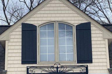 amish contractors in pa new window job