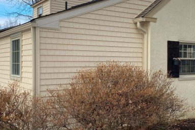 amish contractors in pa siding installation new project finished