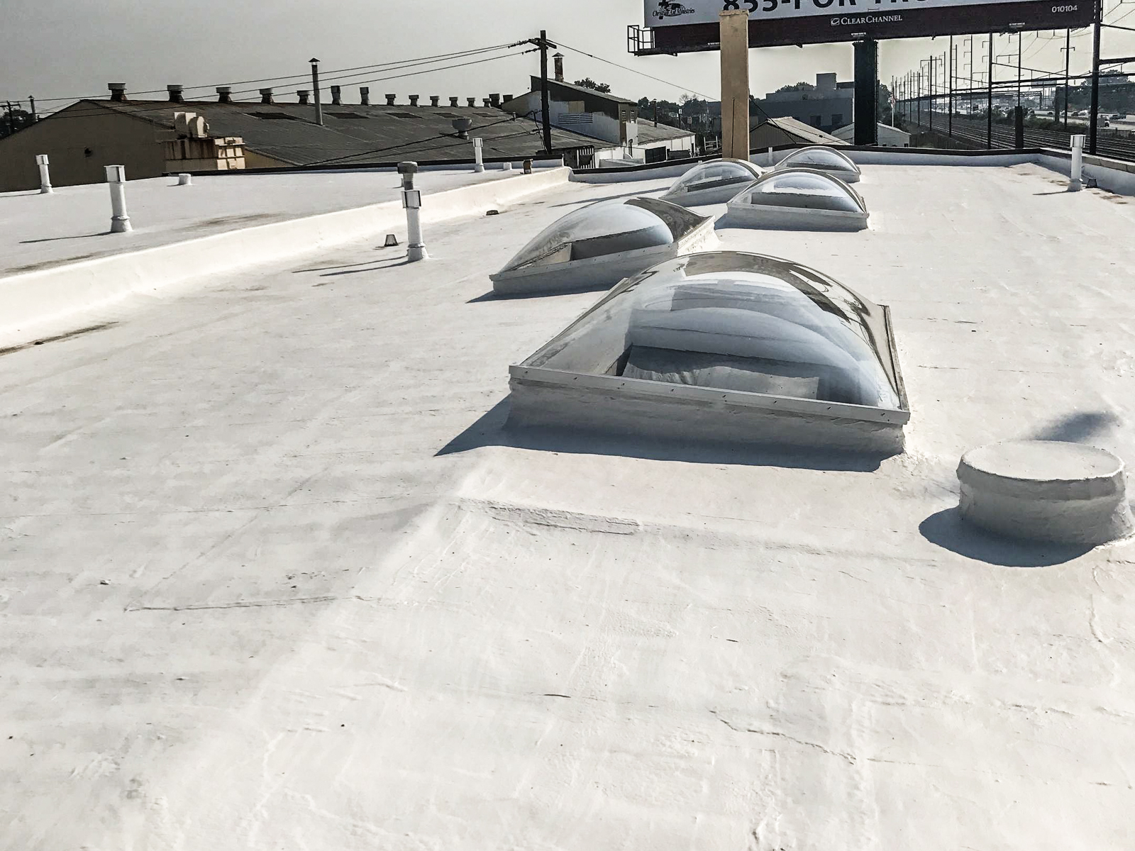 2commercial roofing chester berks lancaster pa